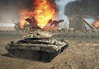 Отныне танки в World of Tanks не только для боя, но и для гонок