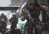 Авторы Call of Duty: Advanced Warfare показывают Atlas Gorge
