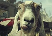 Голливудский трейлер Call of Duty: Advanced Warfare с козлом