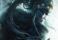 Hellblade на обложке PlayStation Official Magazine