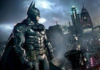 PlayStation 4 в стиле Batman: Arkham Knight и немного Пугала