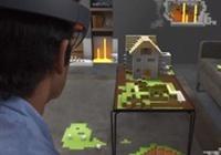 Microsoft купила Minecraft отчасти из-за HoloLens
