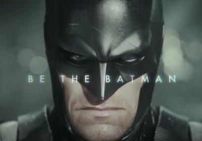 Будь Бэтменом в живом трейлере Batman: Arkham Knight