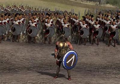 Первый взгляд на геймплей альфа-версии Total War: ARENA