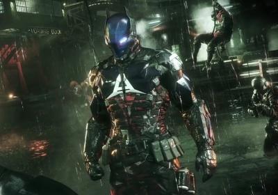Rocksteady рассказала о персонажах Batman: Arkham Knight