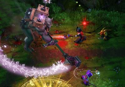 Раздаем халяву для Magicka: Wizard Wars