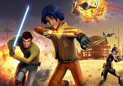 Игра «Звездные Войны. Повстанцы» удачно обновилась