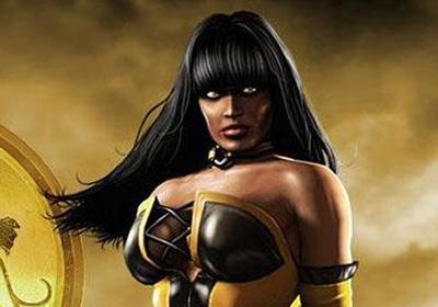 Mortal Kombat X: Таня выйдет на арену в июне