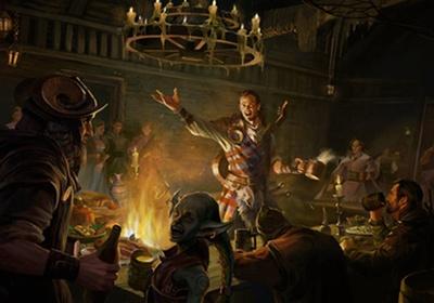 Подробности Kickstarter-кампании The Bard's Tale 4