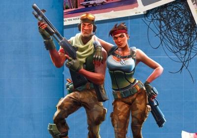 Яркий геймплейный трейлер Fortnite и немножко подробностей