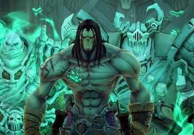 Наглядные скриншоты с изменениями в Darksiders 2: Deathitive Edition