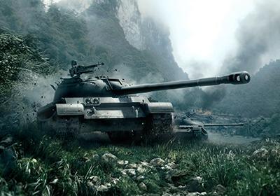 В World of Tanks на Xbox 360 прибыли товарищи из Китая