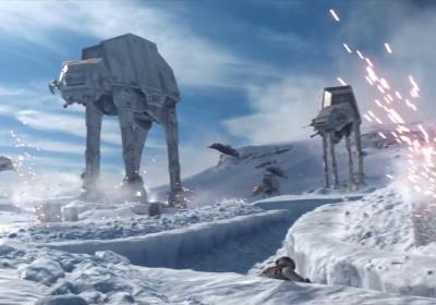 Утечки из «альфы» Star Wars: Battlefront на PC