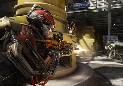 Новое DLC к Call of Duty: Advanced Warfare — теперь и на PC с PlayStation
