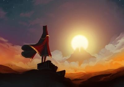 Трогательная Journey вышла на PlayStation 4