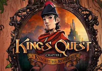 Сказочный трейлер в честь выхода первого эпизода King's Quest
