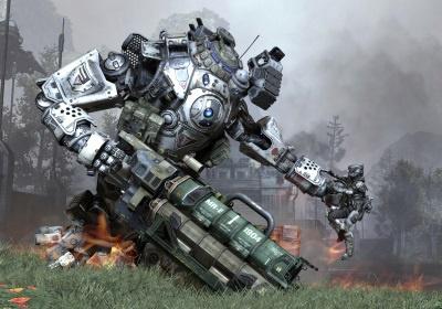 Азия получит свою Titanfall Online