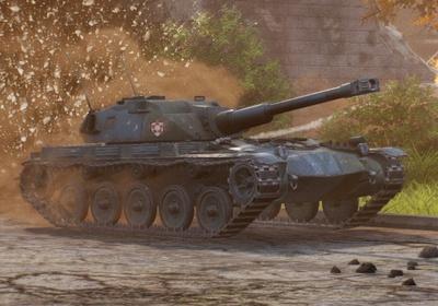 World of Tanks вышла на Xbox One