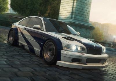 Культовая BMW M3 вернётся в новой Need for Speed