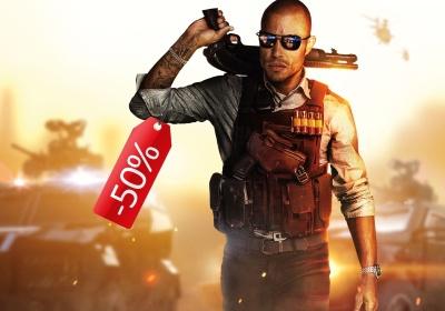 Electronic Arts предлагает хиты за полцены