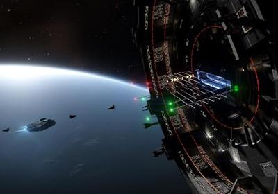 В 2016-м году в Elite: Dangerous появятся мультиплеерные корабли