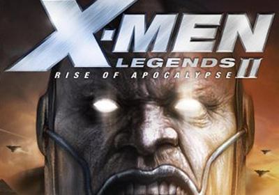 В продаже: X-men Legends 2