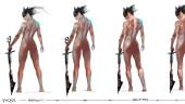 Ninja Theory показывает, как создавала новое тело для главной героини Hellblade