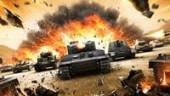 Анонсирована консольная World of Tanks
