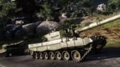Геймплей Armored Warfare в действии