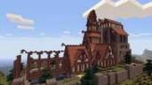 Minecraft «скрестят» со Skyrim