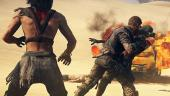 Интерактивный трейлер Mad Max предлагает выбрать свой путь