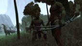 Динозавры в стиле DayZ от разработчика Skyrim
