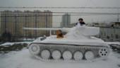Ценные призы от Wargaming за снежные танки