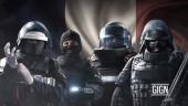 Элитные французские оперативники рискуют жизнями в Rainbow Six Siege