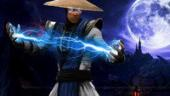 Рэйден трясет стариной в Mortal Kombat X