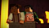 Второй эпизод Minecraft: Story Mode стартует одновременно с продажей дисков