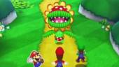 У Марио случится раздвоение личности в Mario & Luigi: Paper Jam