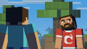 Первые подробности Minecraft: Story Mode — в конце недели