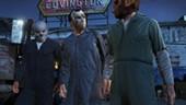 Много геймплея GTA 5 с видом от первого лица