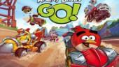 Дата выхода и ролик Angry Birds Go!
