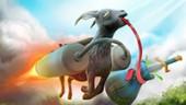 Кто хочет немного Goat Simulator в Dota 2?
