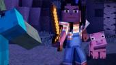 Игроки смогут выбрать своего героя в Minecraft: Story Mode