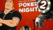 Релизный трейлер Poker Night 2