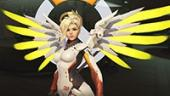 Мерси — ангел здоровья в Overwatch