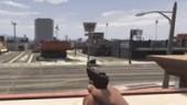 Взгляните на GTA 5 от первого лица
