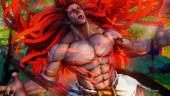 Дикий и необузданный Некалли для Street Fighter V