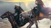 Новые красивые картинки The Witcher 3