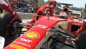Сочные скриншоты F1 2015