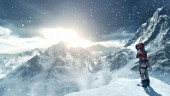 Первые 27 минут Rise of the Tomb Raider