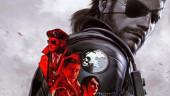 Стильный постер Metal Gear Solid 5: The Phantom Pain
